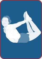 снять стресс с помощью йоги