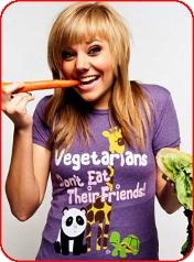 Как стать лучше? Стань вегетарианцем!
