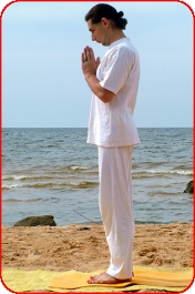 Сурья-намаскар - йога для начинающих
