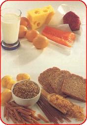 Сочетание продуктов при здоровом питании