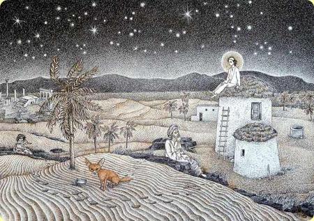 Про молитву и лисичку