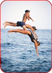Неоспоримая польза плавания