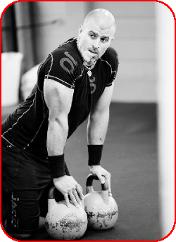 Веган-инструктор по гиревому спорту
