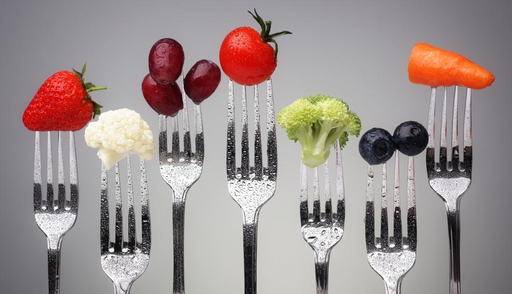 фрукты, антиоксиданты, via shutterstock