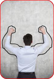 сильный парень via Shutterstock
