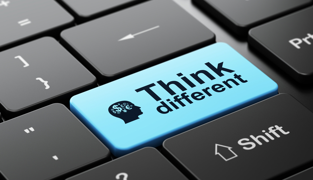 кнопка, надпись, тренировка для мозга, via shutterstock