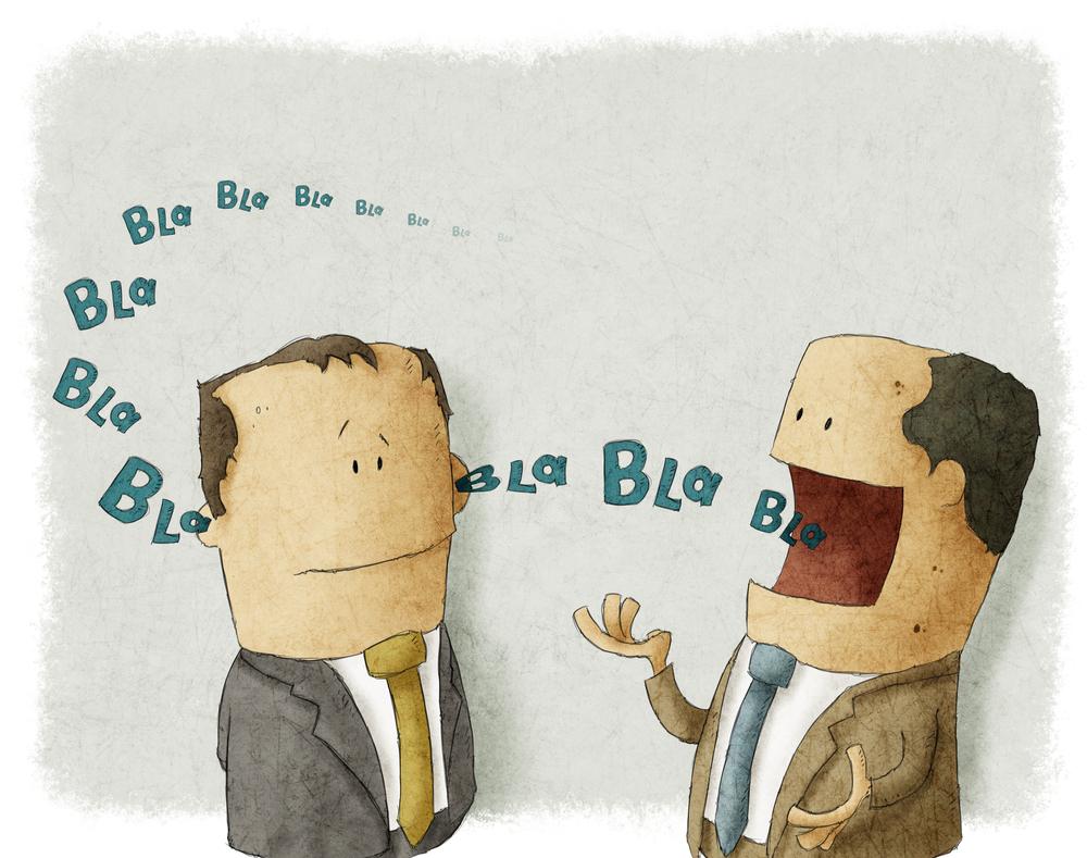 босс, говорит, via shutterstock
