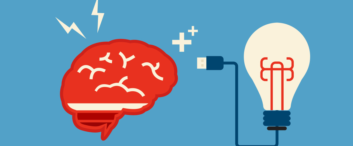 мозг, идея, via shutterstock