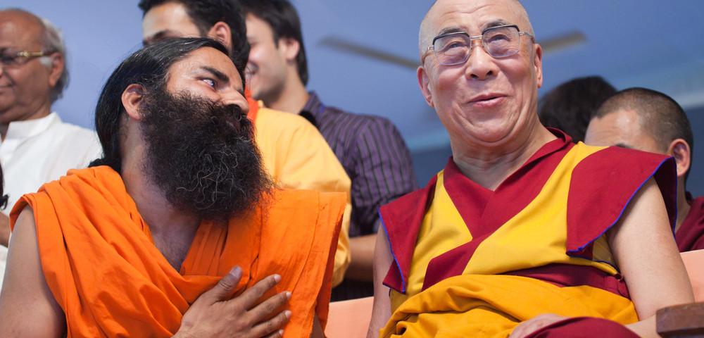 Далай-лама, via shutterstock