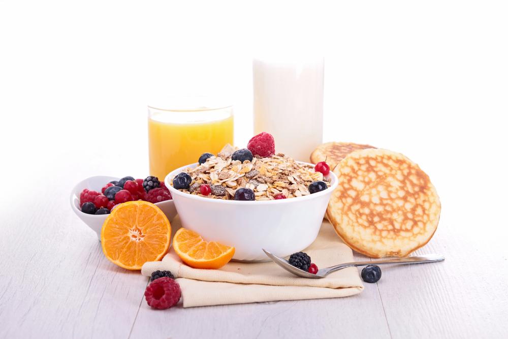 идеальный завтрак, via shutterstock