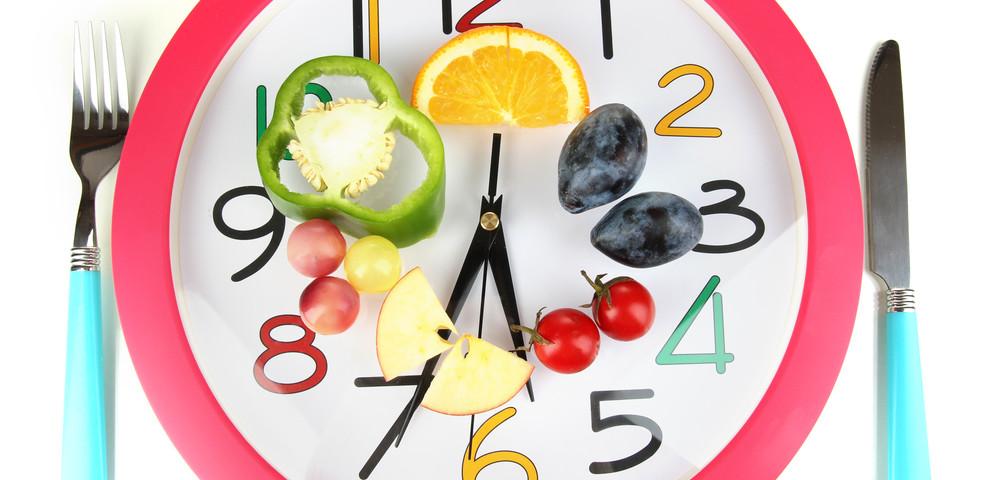 есть овощи по времени, via shutterstock
