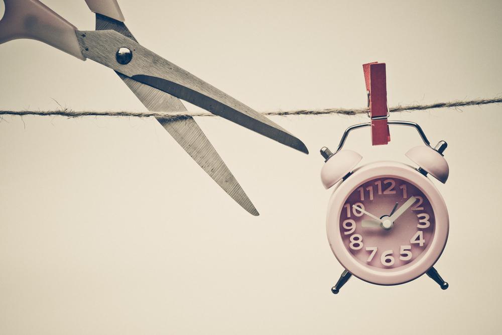 время на веревке, via shutterstock