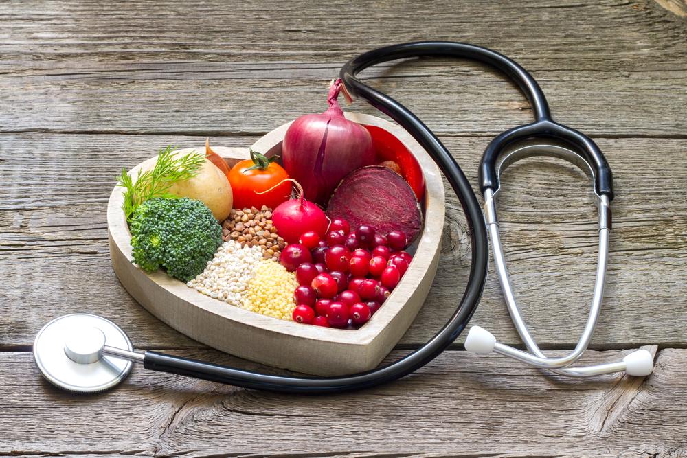здоровое питание, via shutterstock