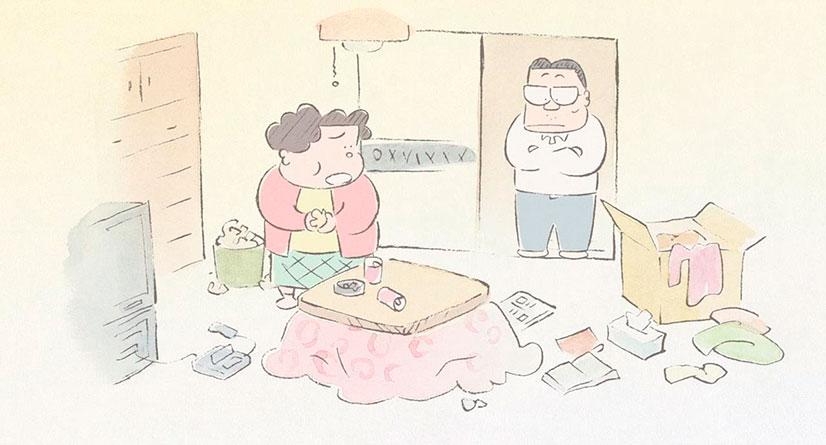 Лучшие аниме мультфильмы