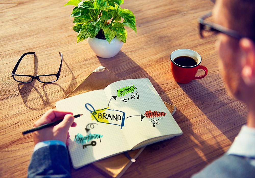Пошаговая инструкция о том, как создать бренд с минимальными вложениями