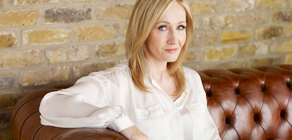 Джоан Роулинг (Joanne Rowling