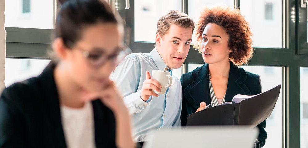 5 способов справиться со сплетнями на работе