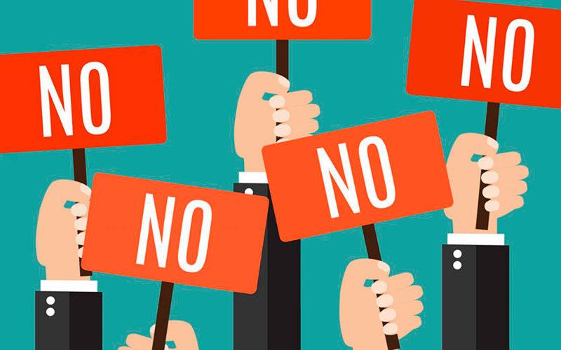 Сила умения говорить «нет» (даже тем, кого любишь)